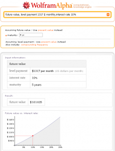 WolframAlpha Toolbar