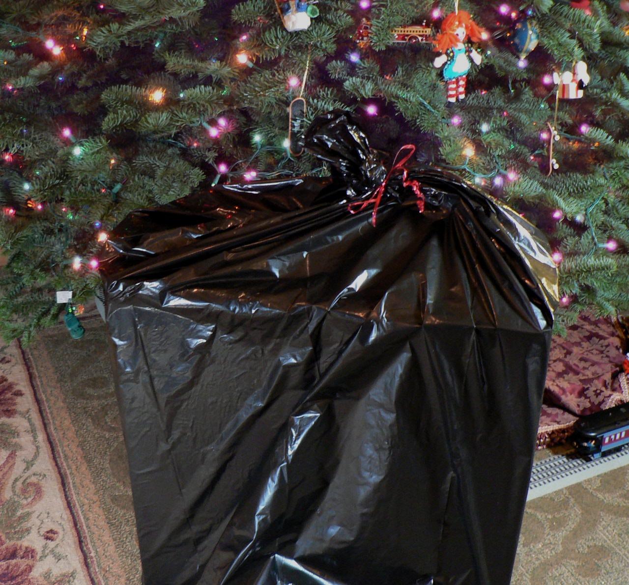 garbagebag - Christmas Tree Garbage Bag