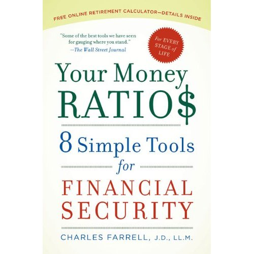 Post image for Book Review and Give Away: Your Money Ratios, 8 Simple Tools for Financial Security