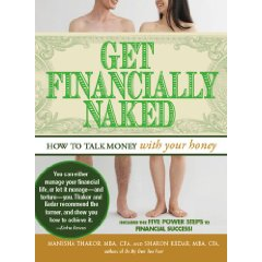 Post image for Get Financially Naked – HOW TO TALK MONEY with your honey – Review