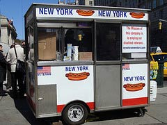 nyc food cart business